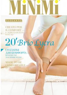 Minimi Brio Lycra 20