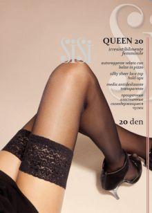 Sisi Queen 20 чулки